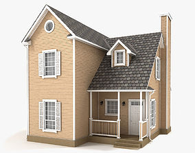 Cottage 58 3D model