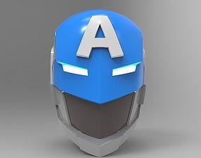 Civil Warrior Helmet for 3D Printing civil
