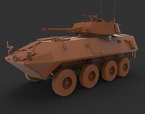 3D printable model lav 25