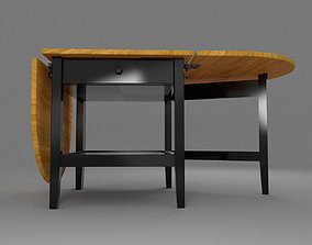 Coffee Table ARKELSTORP IKEA room 3D
