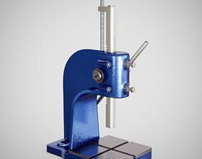 3D model Precision Bench Press - Generic 01 Clean