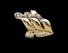 3D print model Gold Ring 209 brilliant