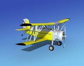 Grumman G-164 AgCat V11 Sport 3D model