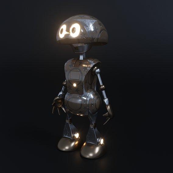 Robot cap