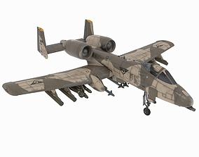 3D model Aircraft02