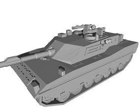 3D printable model c1 Ariete tank