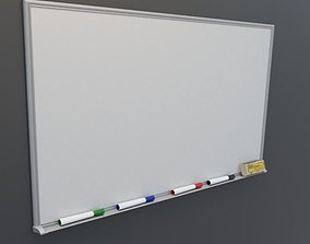 Whiteboard for Office or Classroom 3D