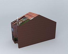 152 Av De Madrid Logroño 3D model