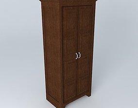 armoire cabinet 3D model