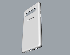SAMSUNG Galaxy S10 case design 3D printable model