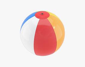 toy Beach Ball 3D