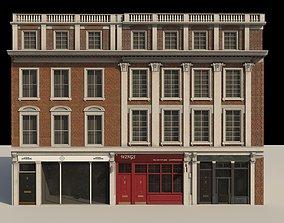 Town Building - 3D