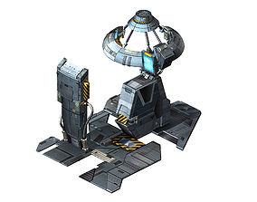 3D model Non-functional mechanical object 24
