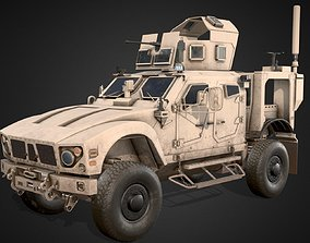 3D model realtime Military car