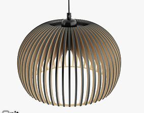 Atto 5000 pendant light by Secto design 3D model