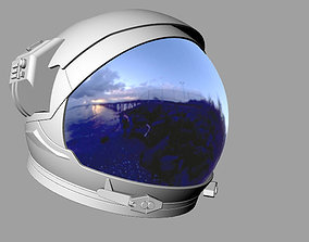 3D printable model SPACE HELMET
