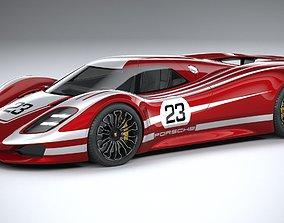 Porsche 917 concept 2021 3D