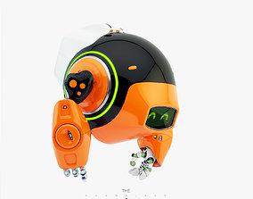 3D model Dog walker III bot