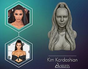 kardashian Kim Kardashian sculpture Ready to print