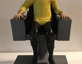 Kirk Star Trek 3d print part1