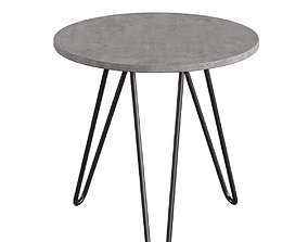 Lehome T296 Coffee Table 3D