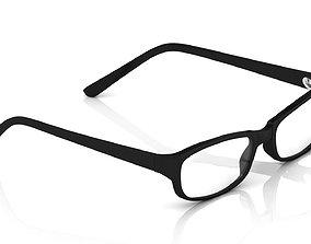 3D printable model apparel Eyeglasses for Men and Women