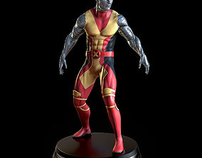 Colossus 3D asset realtime