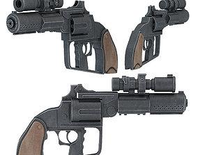 Gun 101 3D model