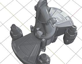 Gunstar Toy from The Last 3D print model