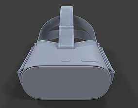 Vr Headset V01 - Low Poly 3D asset