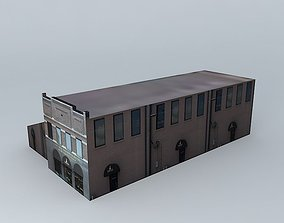 Lincoln National Bank Operations Center 3D