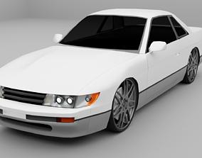 Nissan Silvia s13 3D fast
