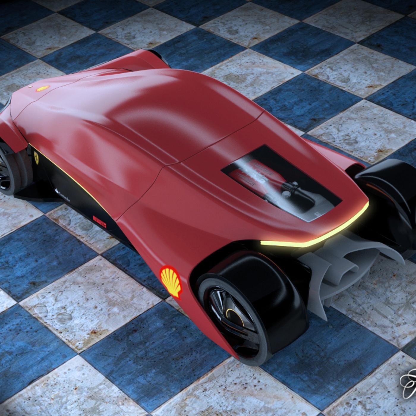 Ferrari Ineo concept