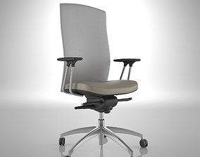 Ergonomic Office Chair 3D model