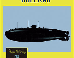 Holland sub model