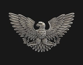 Eagle Coat of arms of USA 3D print model
