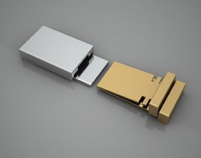 Jewelry Accessories Bracelet Lock Box 3D print model