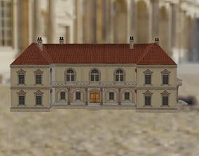 3D asset Renaissance Manor