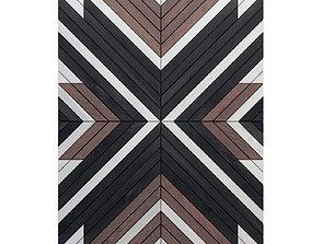 Decor Panel Aeksandra-Zee 3 3D