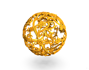 3D print model Sphere Decor