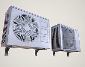 3D asset Air Conditioner