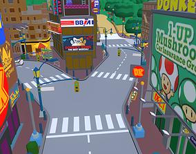 3D New York Map