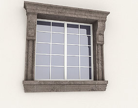 3D asset Window Frame 11