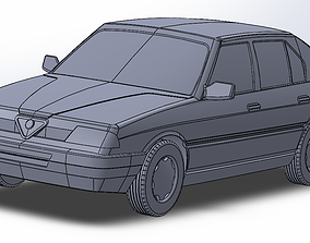 3D model Alfa Romeo 33