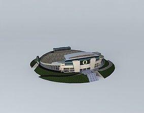 3D Autzen Stadium