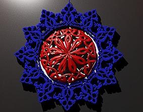 Unity Pendant 3D print model