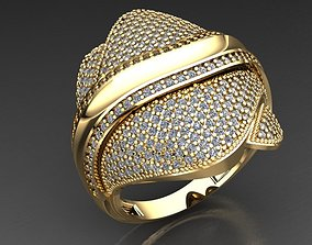 3D print model Fancy Ring desing