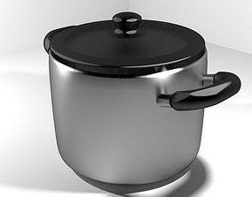 3D Cookware - Stock pot