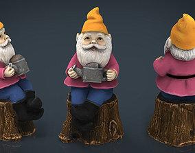 Garden Gnome 6 3D model