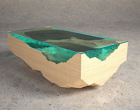 3D model Abyss Glass Table
